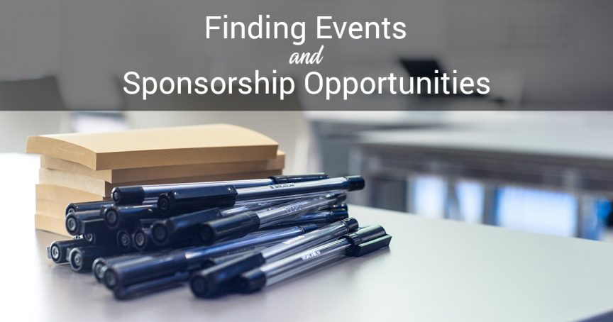 Finding Events and Sponsorship Opportunities for Your Cannabis Business